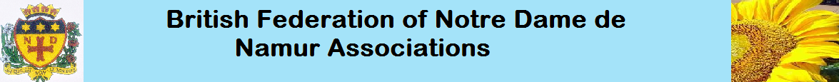 British Federation of Notre Dame (de Namur) Associations